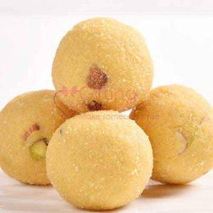 Send Besan Laddoo To Pakistan
