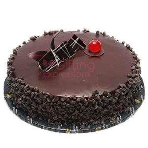 Send Chocolate Chip Cake From PC Hotel To Pakistan