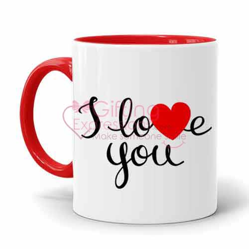 Send Love Mugs To Pakistan