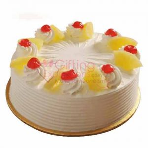 Send Pineapple Cake From Pie In The Sky To Pakistan