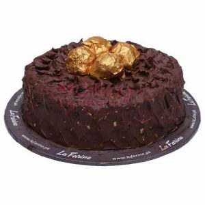 Send Rocher Cake From La Farine To Pakistan