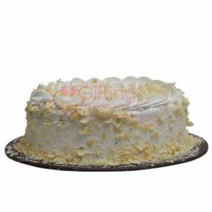 Send White Forest Cake From La Farine To Pakistan
