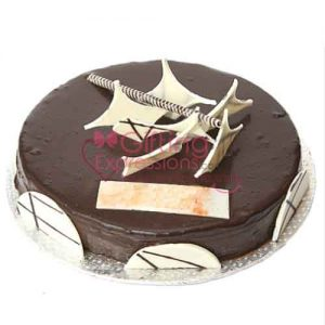 Send Chocolate Truffle Cake From Serena Hotel To Pakistan