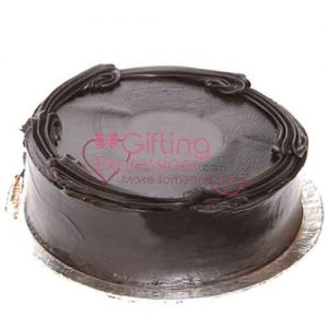 Send Death By Chocolate Cake From Masoom Bakers To Pakistan