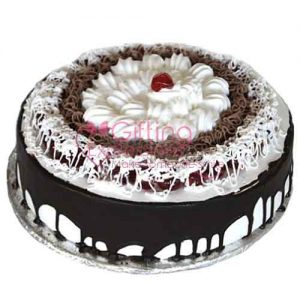 Send Italian Black Forest Cake From Avari Hotel To Pakistan