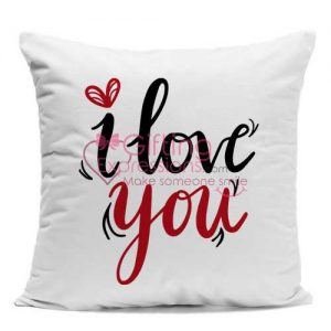 Send Love Cushion To Pakistan