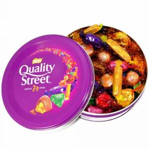 Send Quality Street Chocolates To Pakistan